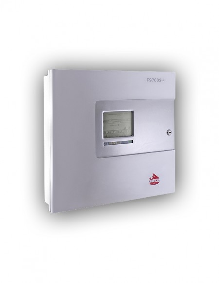 کنترل پانل 4لوپ مدل IFS7002 unipos